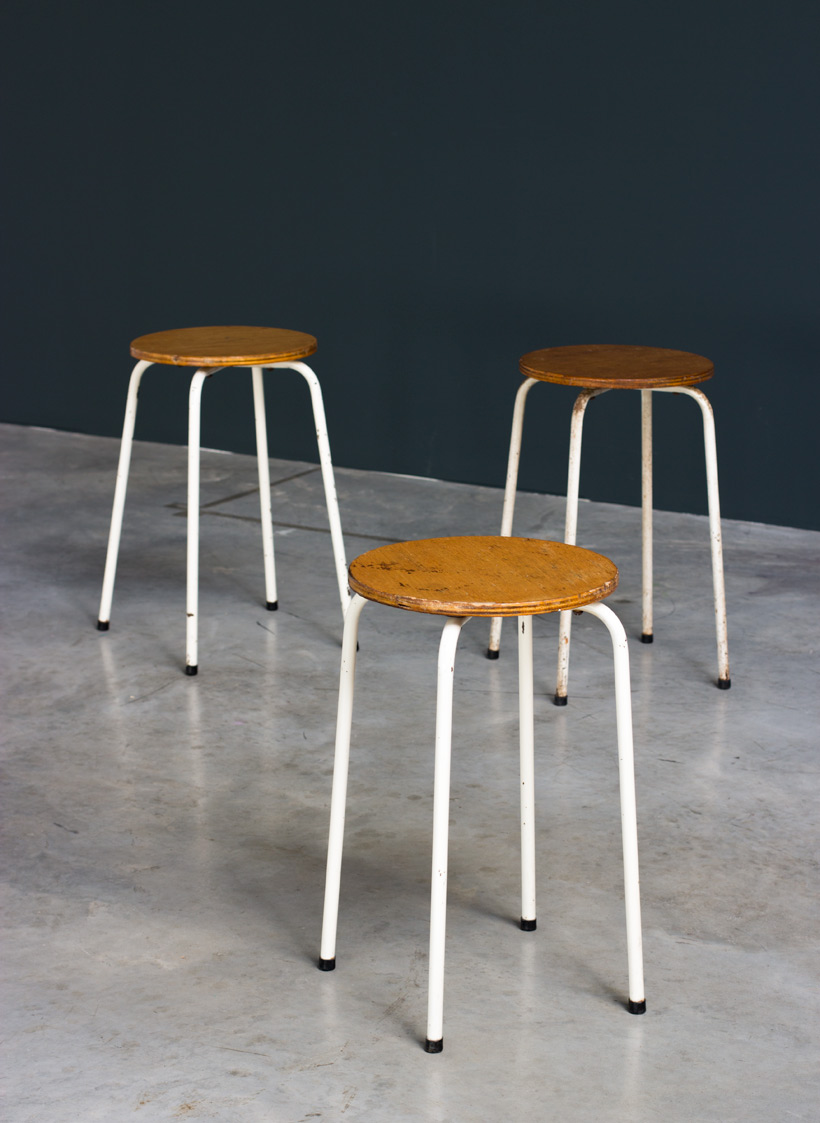 Industrial stools 1950