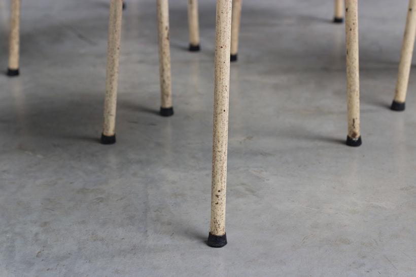 Industrial tree legged stools 1950 img 6