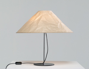 Ingo Maurer table lamp Knitterling