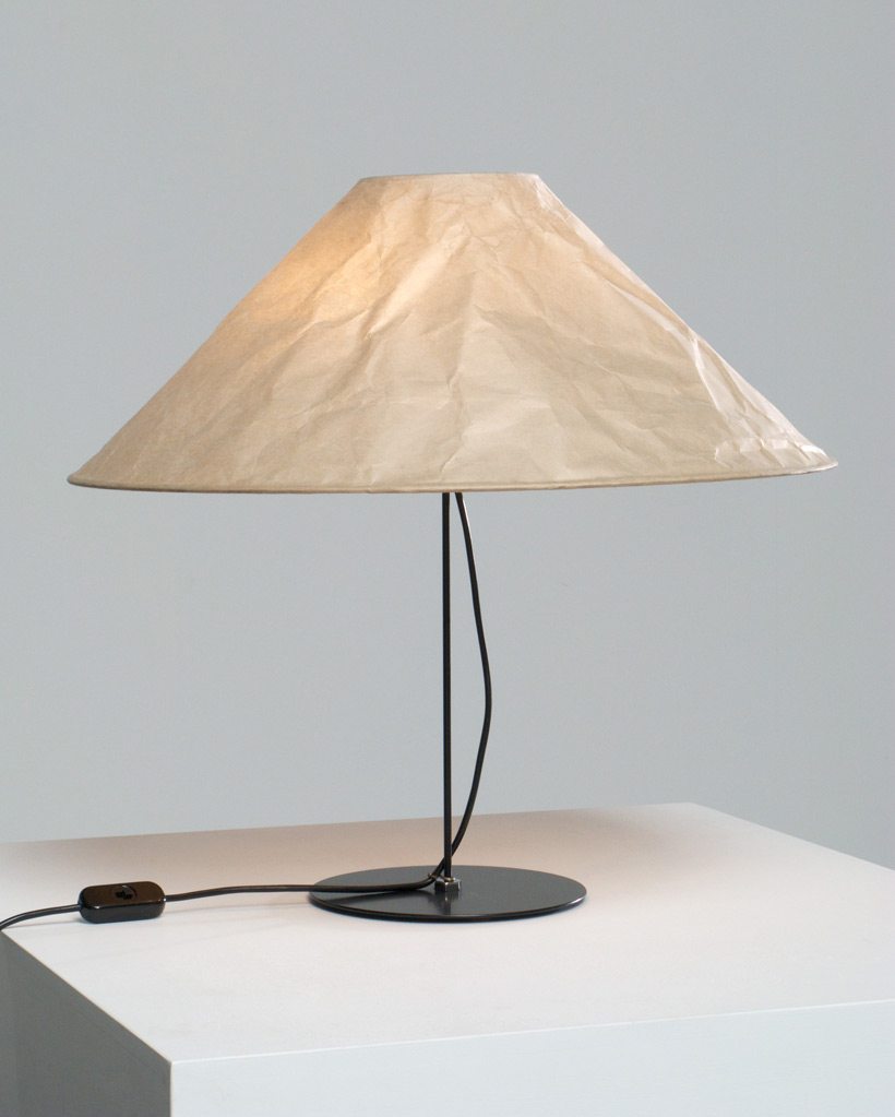 ingo maurer table lamp knitterling furniture love. Black Bedroom Furniture Sets. Home Design Ideas