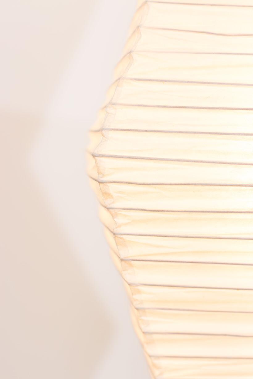 Isamu Noguchi Akari light Shoji paper The Endless Column Floor lamp img 3