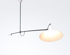 J.J.M. Hoogervorst for Anvia Counter balance lamp