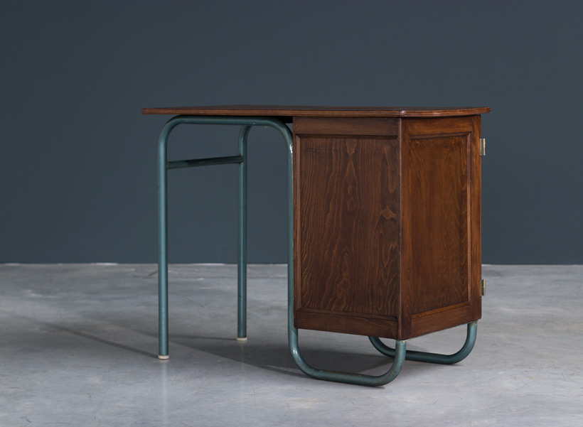 Jacques Hitier industrial modernity lady desk img 4