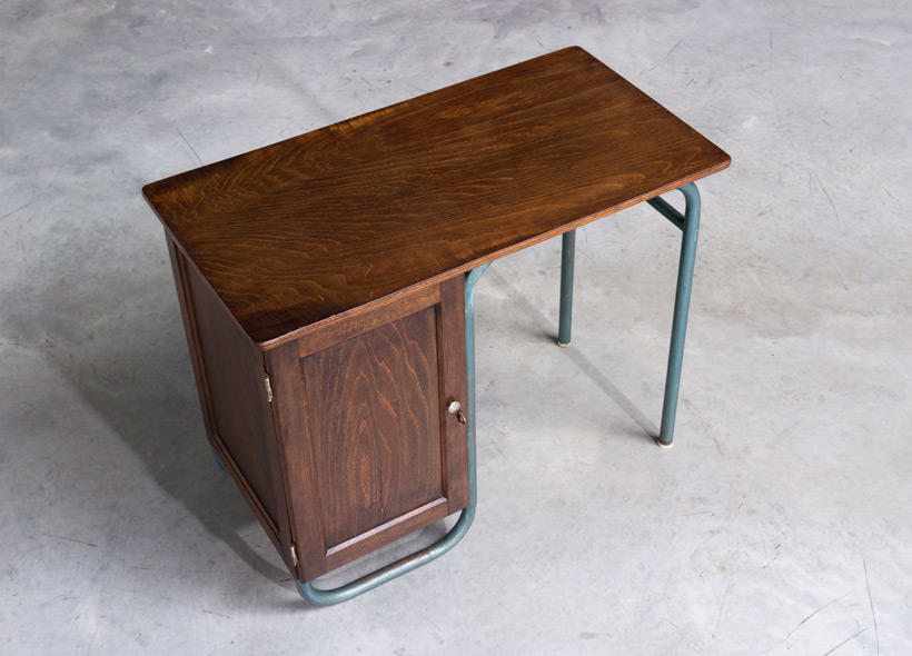 Jacques Hitier industrial modernity lady desk img 6