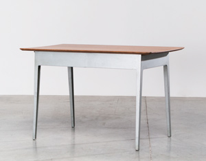 James Leonard industrial table for Esavian