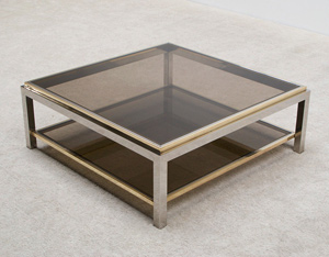 Jean Charles decorative Square coffee table