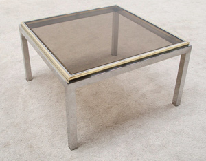 Jean Charles decorative Square side table