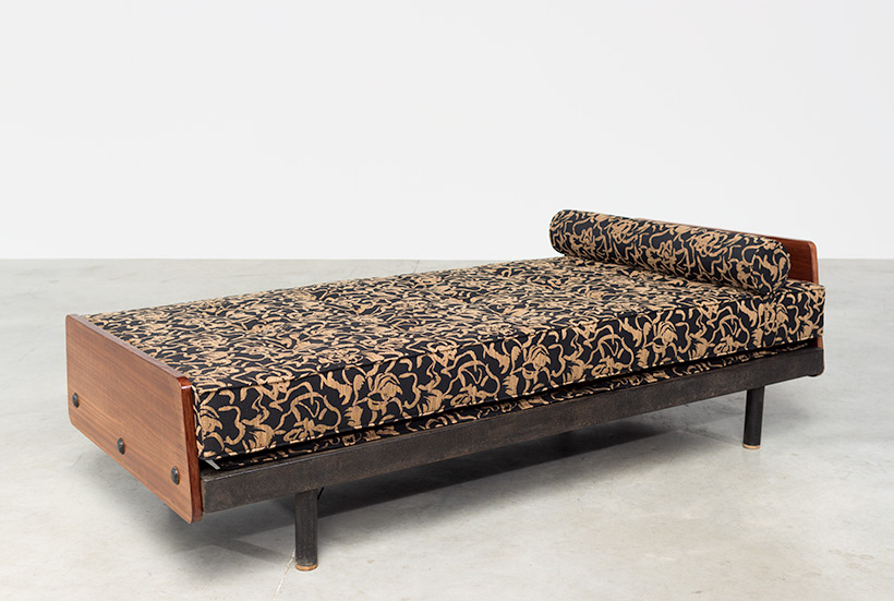 Jean Prouve daybed Cansado Mauritania bed S.C.A.L. circa 1950 img 6