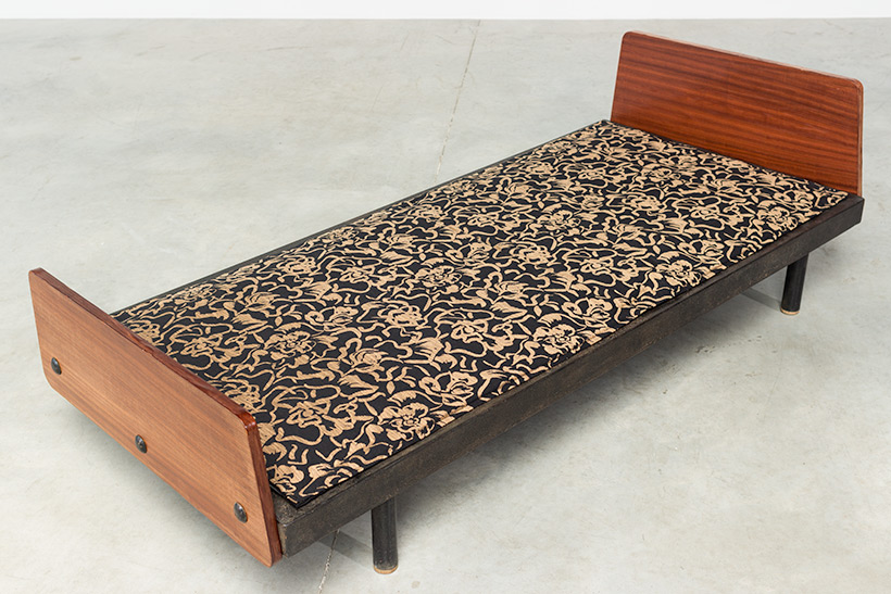 Jean Prouve daybed Cansado Mauritania bed S.C.A.L. circa 1950 img 7