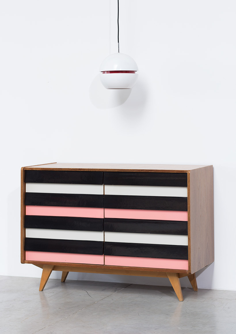 Jiri Jiroutek chest of drawers for Interier Praha