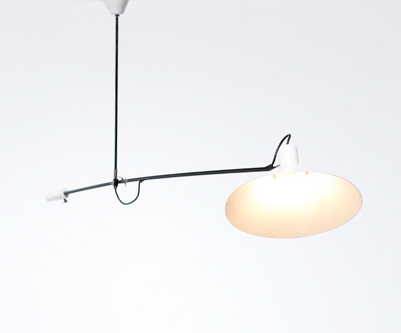 J.J.M. Hoogervorst for Anvia Counter balance lamp img 3