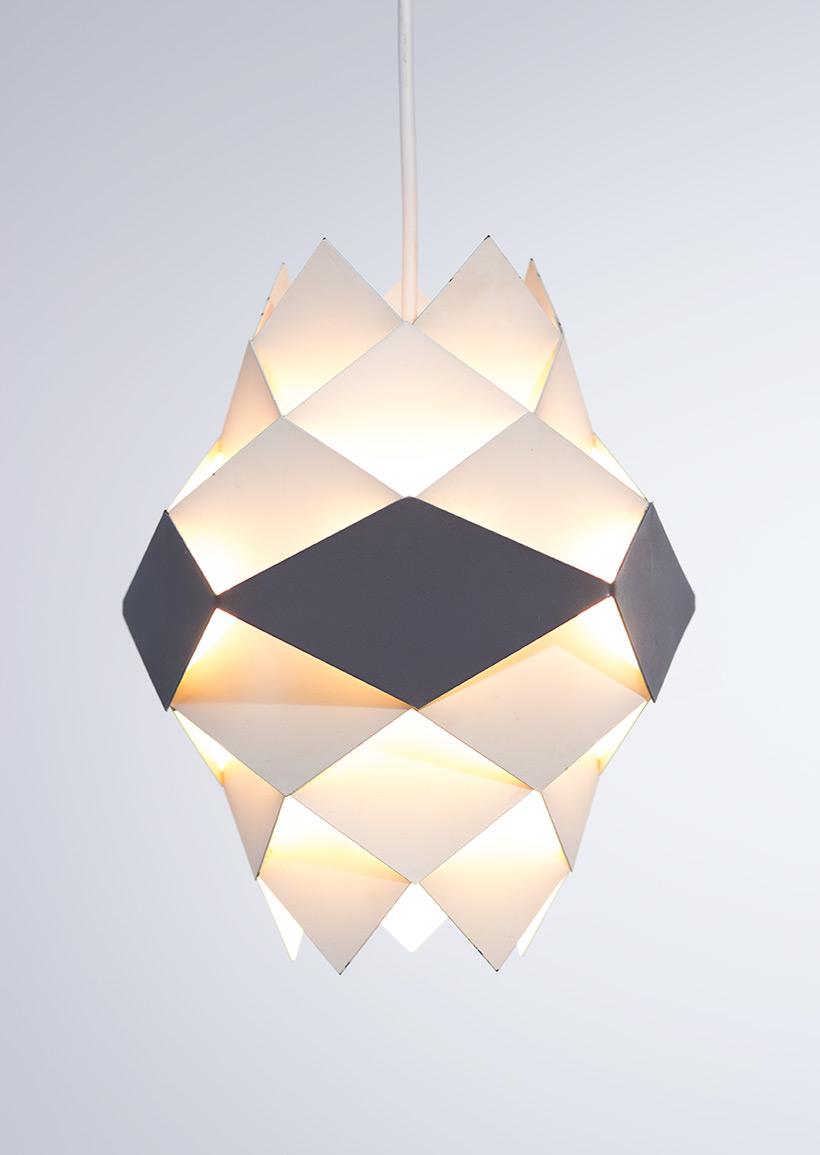 Lamp by Preben Dahl model Symfony by HF Belysning img 3