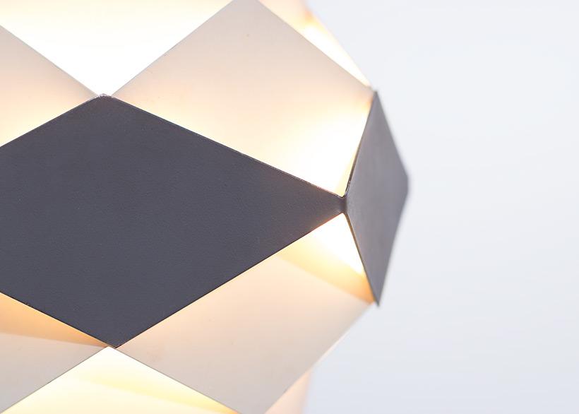 Lamp by Preben Dahl model Symfony by HF Belysning img 5