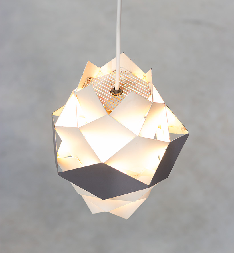 Lamp by Preben Dahl model Symfony by HF Belysning img 6