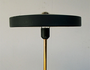 Louis Kalff Design Desk Lamp Philips 1950