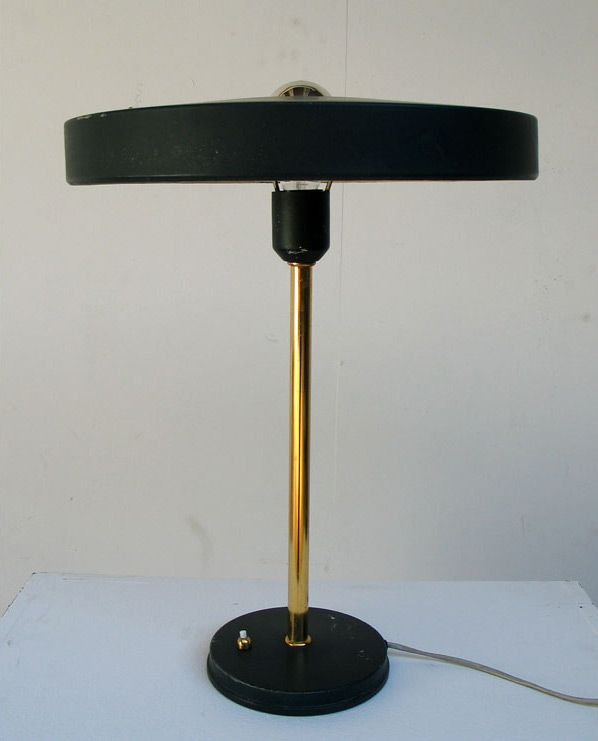 Louis Kalff Design Desk Lamp Philips 1950