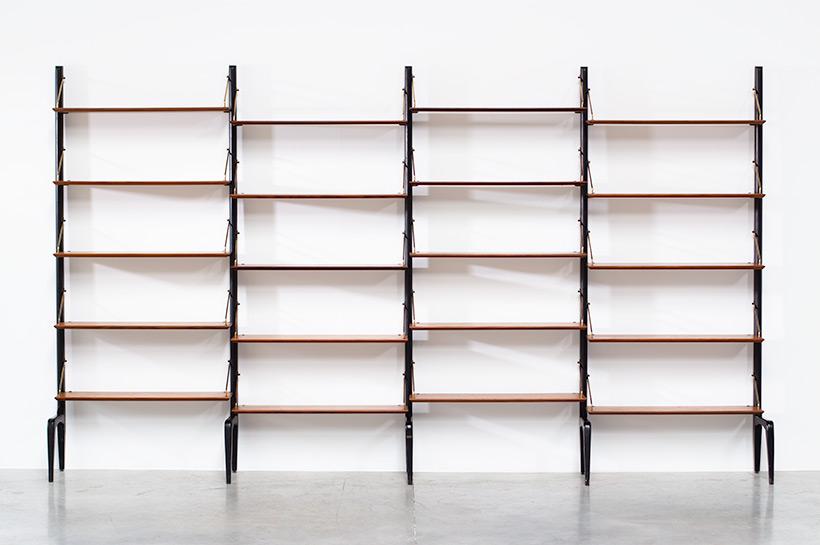Louis van Teeffelen modern modular wall unit 1960 img 10