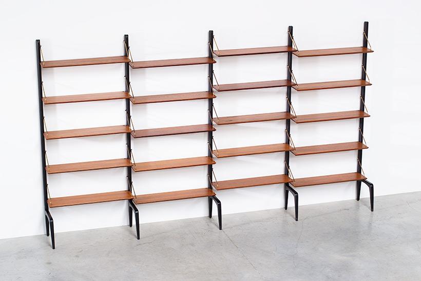 Louis van Teeffelen modern modular wall unit 1960 img 11