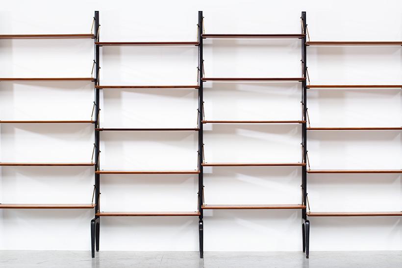 Louis van Teeffelen modern modular wall unit 1960 img 3