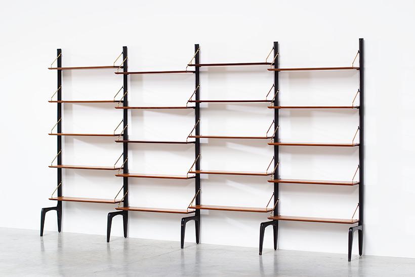 Louis van Teeffelen modern modular wall unit 1960 img 4