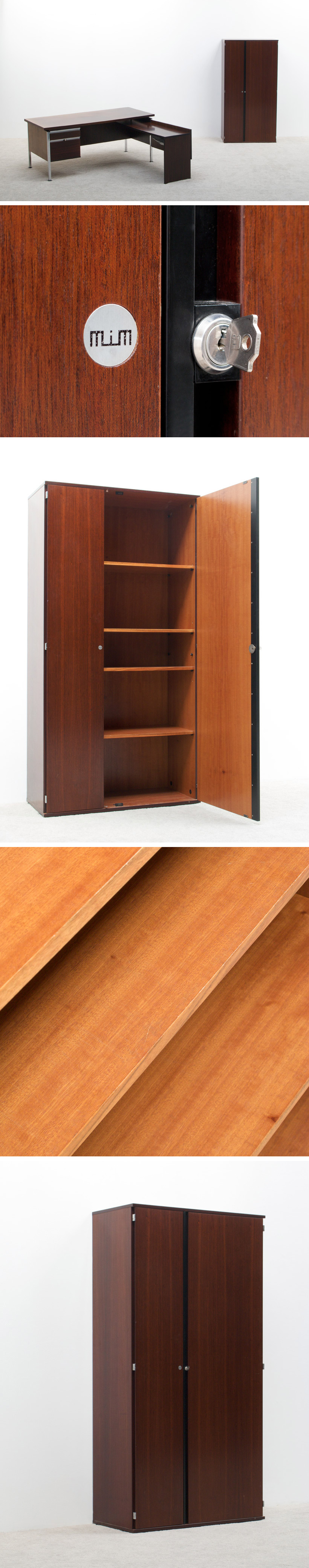 Luisa and Ico Parisi cupboard for MIM Large