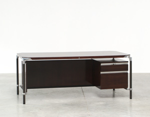 Luisa and Ico Parisi executive desk for MIM