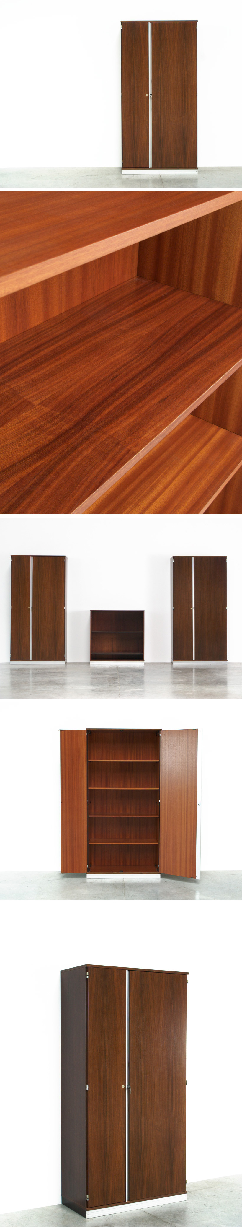 Luisa and Ico Parisi office cupboard for MIM Large