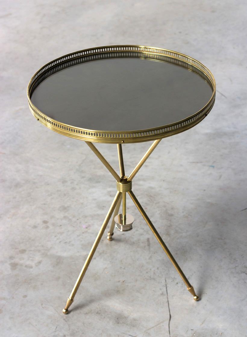 Maison Jansen side table gueridon