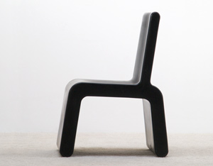 Marc Newson Chair W.&L.T. Kiss The Future