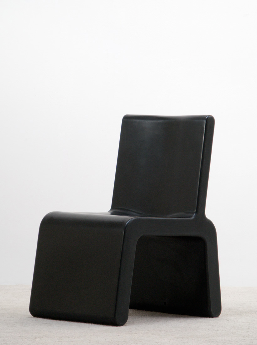 Marc Newson Chair W.&L.T. Kiss The Future