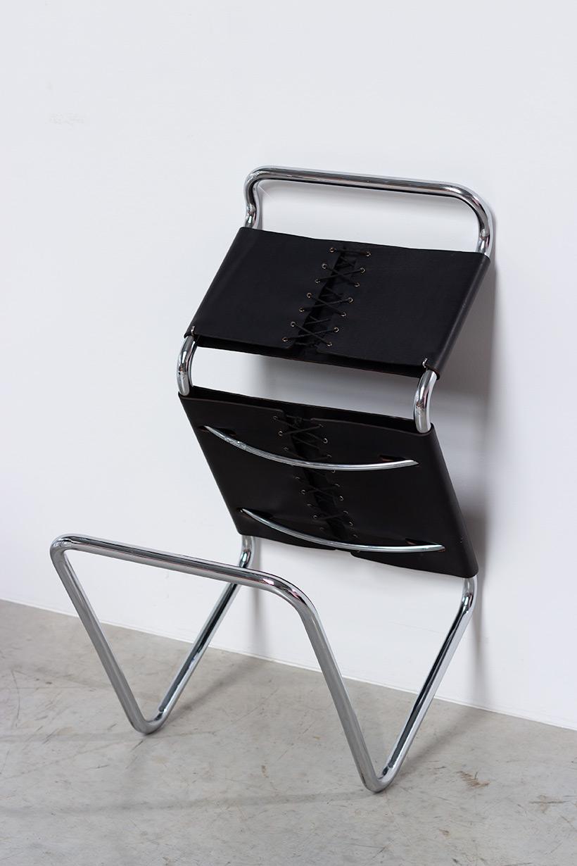 Marcel Breuer B33 Gavina set of four Bauhaus chairs img 9