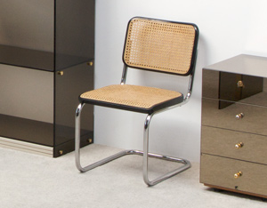 Marcel Breuer S 32 cantilever chair Thonet