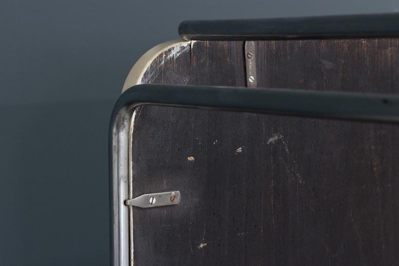 Marcel Breuer table model B10 Thonet Bauhaus img 8