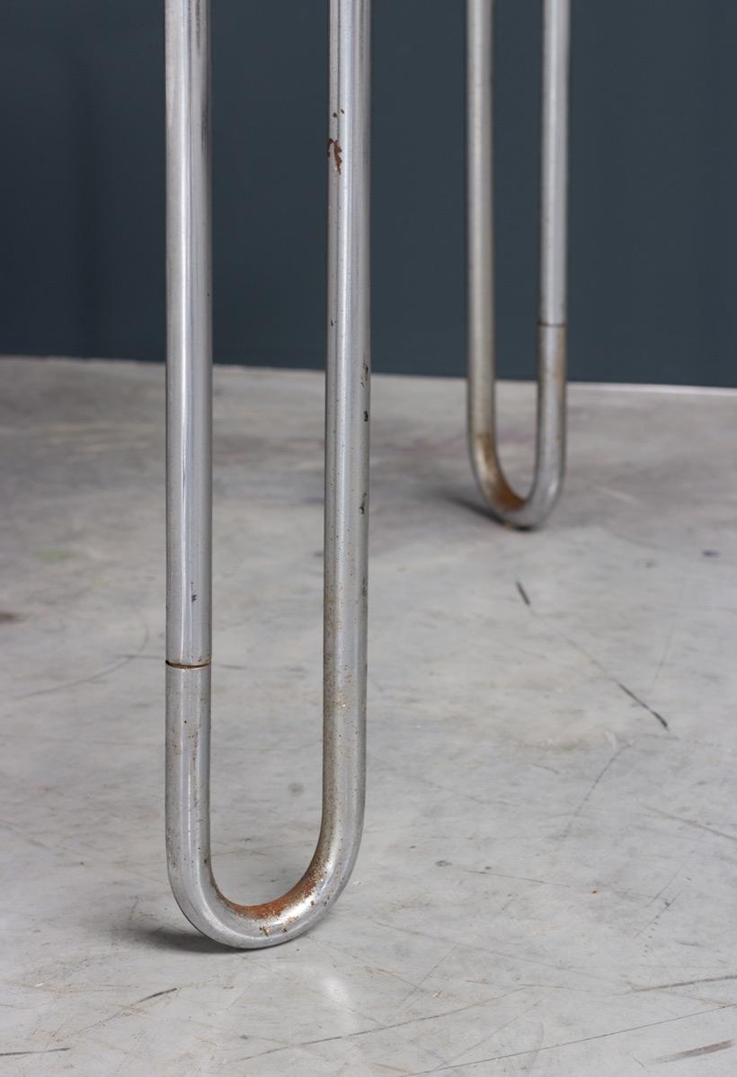 Marcel Breuer table model B10 Thonet Bauhaus img 9