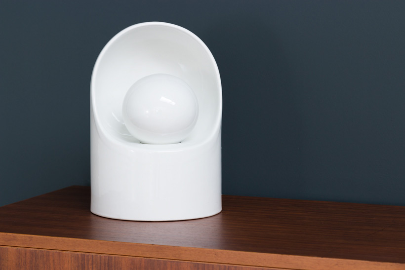 Marcello Cuneo for Gabbianelli Ceramic lamp img 4