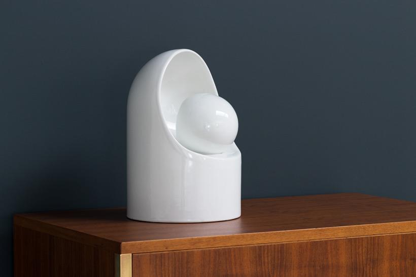 Marcello Cuneo for Gabbianelli Ceramic lamp img 6