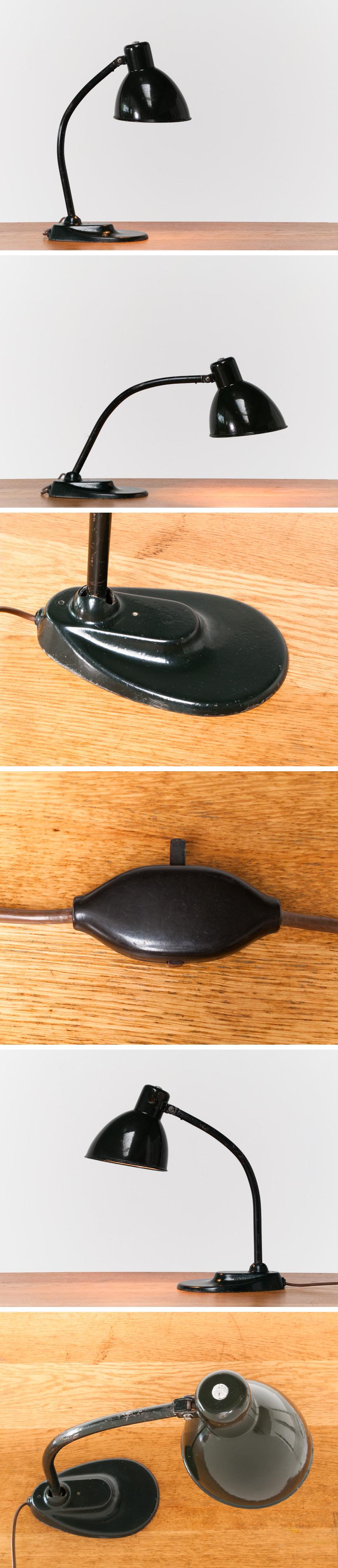 Marianne Brandt Kandem desk or table lamp Bauhaus Large