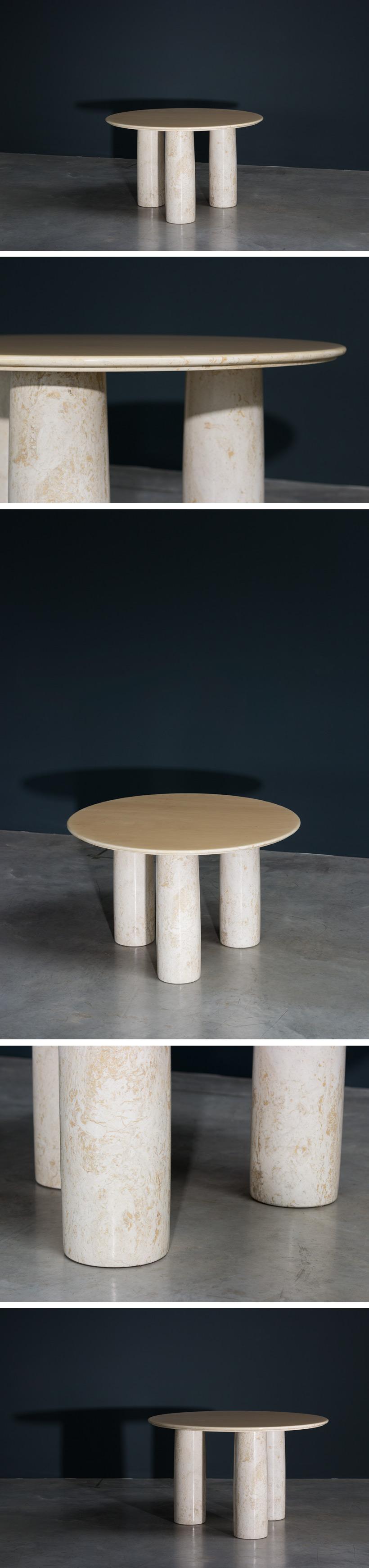 Mario Bellini Il Colonnato marble table Cassina Large