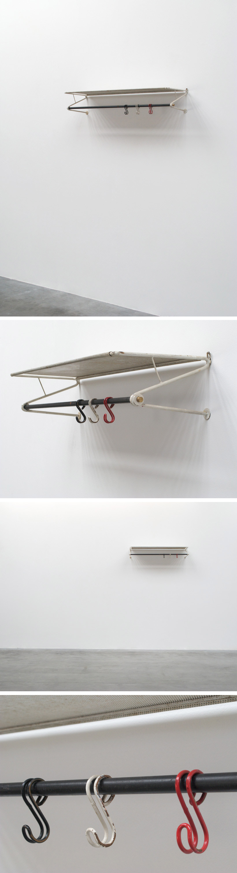 Mathieu Mategot coatrack for Artimeta Soest Large