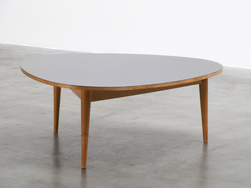 Max Bill Three-round coffee table Wohnbedarf AG Zurich