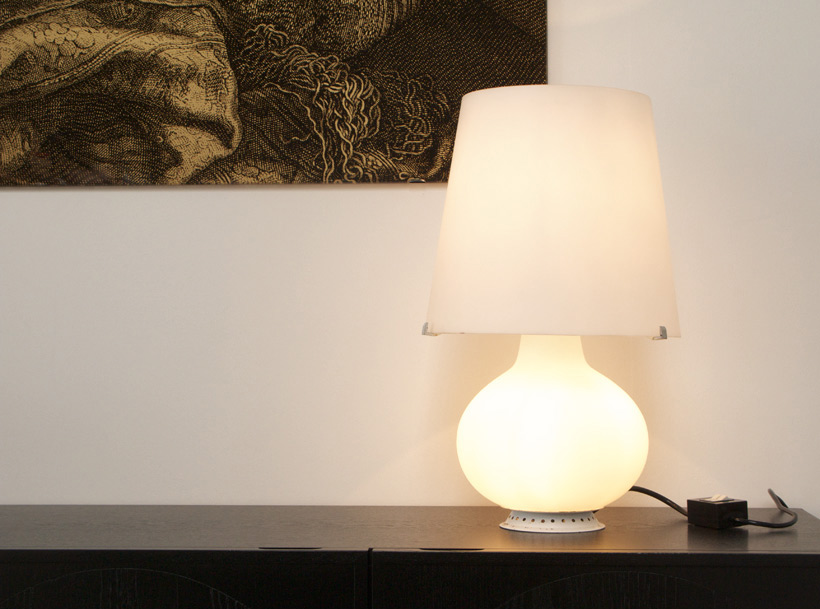 Max Ingrand Fontana Arte Table Lamp