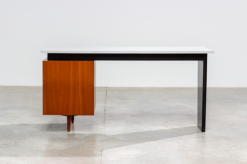 Modernist desk design by Jos De Mey for Van den Berghe-Pauvers 1960 img 5
