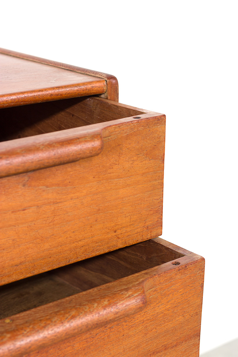 Modernist sideboard 1950 Modern dutch oak furniture img 10