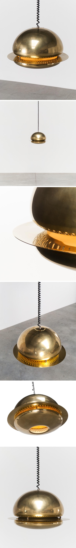 Nictea Tobia Scarpa ceiling lamp Flos Large