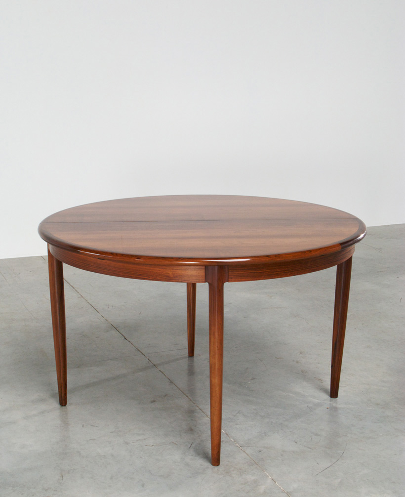 Niels Moller Brazilian Rosewood dining table