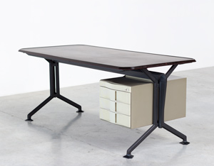 Olivetti Studio BBPR Arco office writing desk 1963