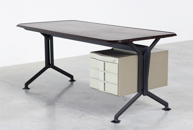 Olivetti Studio BBPR Arco office writing desk 1963 img 7