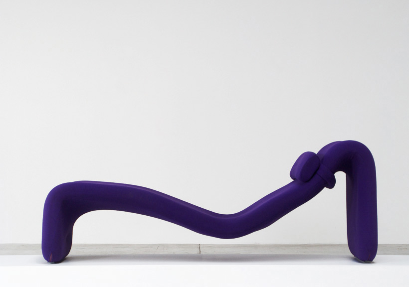 Olivier Mourgue Djinn Relaxer Lounge chair Airborne 1965