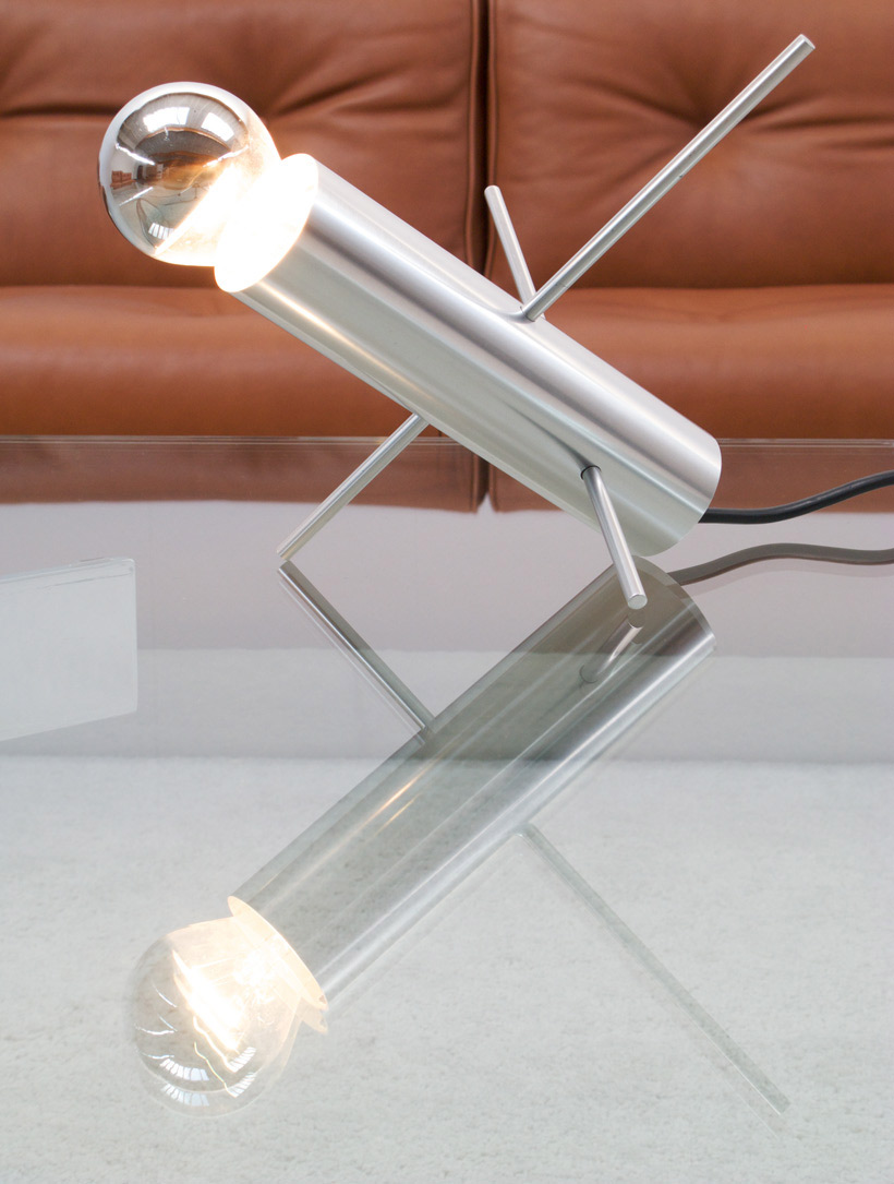 Otto Wach cricket table lamp Raak
