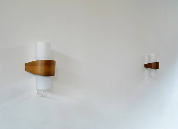 Pair of Modern Philips wall lights